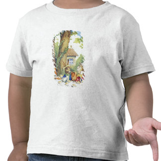 The Mad Hatter's Tea Party Tee Shirt