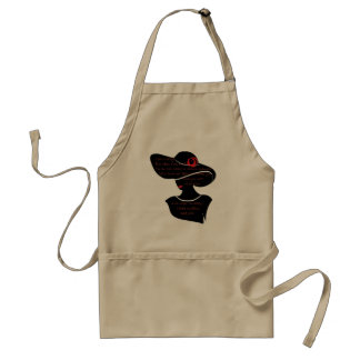 The Mad Lady Apron