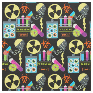 The Mad Scientist Laboratory Fabric