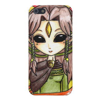The Mages daughter iPhone 5 Cases