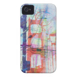The Magic Electric Golden gate of san Francisco Ph iPhone 4 Covers