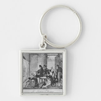 The Magic Lantern, 1798 Key Chains