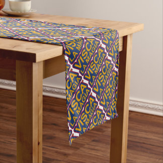 THE MAGIC OF BARCELONA SHORT TABLE RUNNER