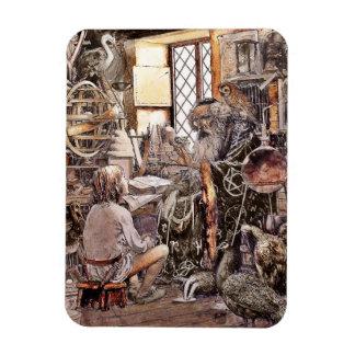 The Magic Shop Rectangular Photo Magnet