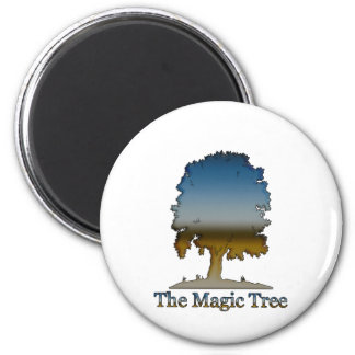 The Magic tree Magnets
