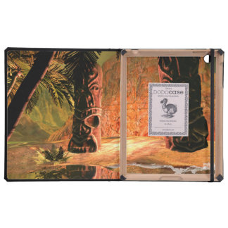 The magical temple iPad covers