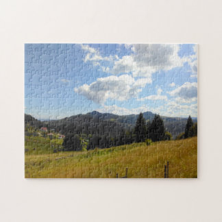 The Magical Valley Jigsaw Puzzle