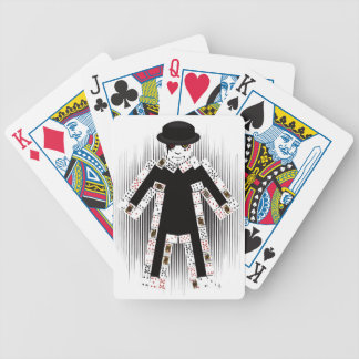 The Magician Bicycle Playing Cards