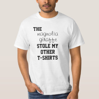 The Magnolia Giraffe T-Shirt