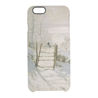 The Magpie, 1869 Clear iPhone 6/6S Case