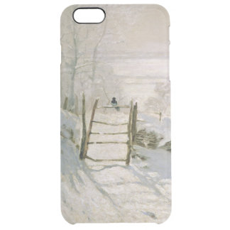 The Magpie, 1869 Clear iPhone 6 Plus Case