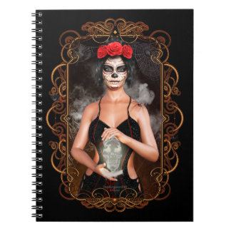 The maiden and magic notebooks