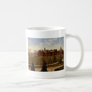The Main building, Wellesley College 1901 Classic White Coffee Mug