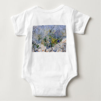 The majestic Himalayas Baby Bodysuit