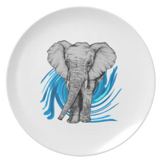 THE MAJESTIC ONE PARTY PLATE