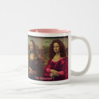 'The Makeover' Two-Tone Coffee Mug