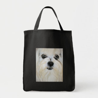 The Maltese Tote Bag