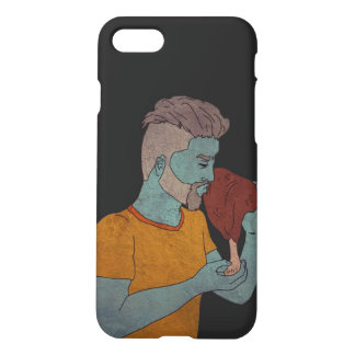 the man case. iPhone 8/7 case