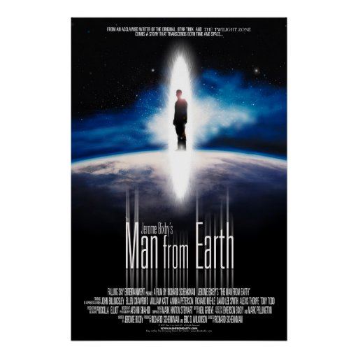 The Man From Earth - Poster / One-Sheet