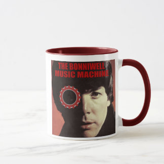 The Man in the Machine Mug