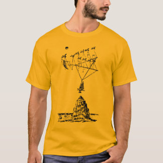 The man in the Moone - Francis Godwin T-Shirt