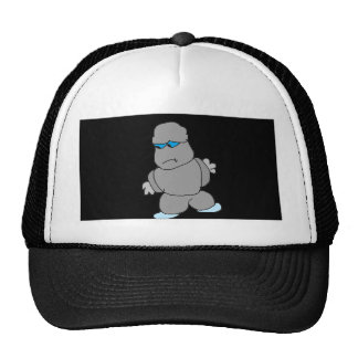 The Man made of Rocks! Trucker Hat