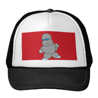 The Man made of Rocks Trucker Hats