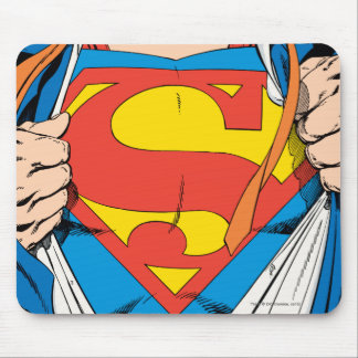 The Man of Steel #1 Collector's Edition Mouse Pad