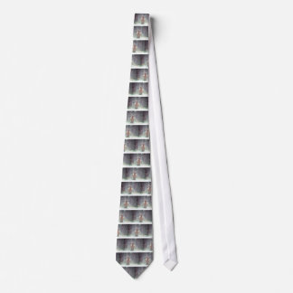 The man under the Waterfall Tie