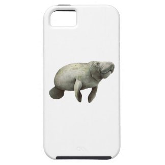 THE MANATEE CURIOSITY iPhone 5/5S COVERS