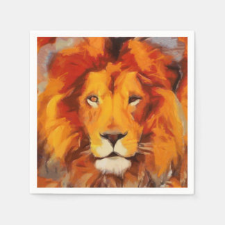 The Mane Event Disposable Napkins