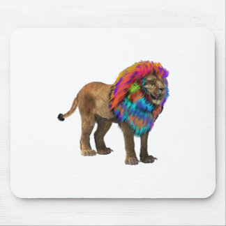 The Mane Event Mouse Pad