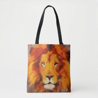 The Mane Event Tote Bag