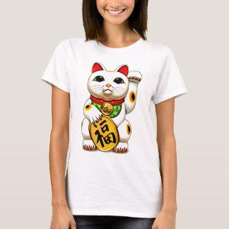 The maneki-neko,招き猫,lucky cat T-Shirt