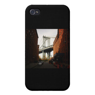 The Manhattan Bridge, A Street View Covers For iPhone 4
