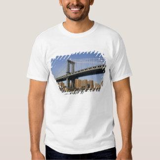 The Manhattan Bridge spanning the East River 2 Tee Shirt