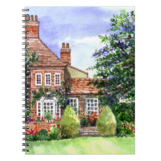 The Manor House, Heslington, York Notebooks
