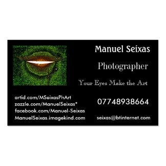 The Manuel Seixas Business Card Template