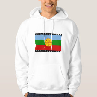 the Mapuches, Chile Hoodie