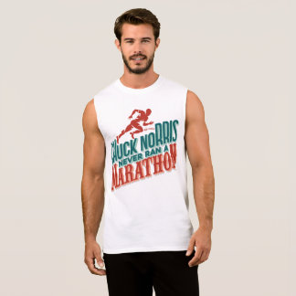 The Marathoner Sleeveless Shirt