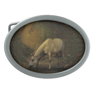 The Mare of Rose Tunnel Belt Buckle