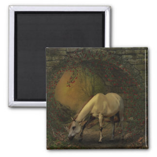 The Mare Of Rose Tunnel Magnet