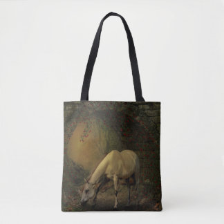 The Mare of Rose Tunnel Tote Bag