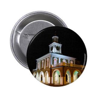 The Market House 6 Cm Round Badge