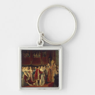The marriage ceremony key chain