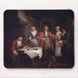 The Marriage Contract Mousepads