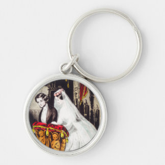 """The Marriage"" keychain"