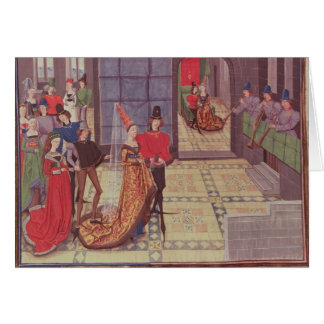 The Marriage of Renaud de Montauban and Card