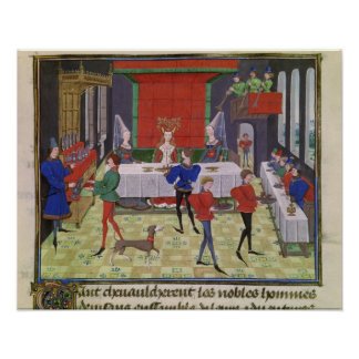 The Marriage of Renaud of Montauban and Clarisse Poster