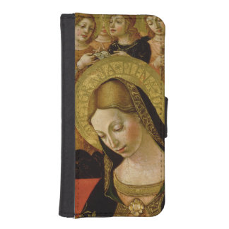 The Marriage of Saint Catherine of Siena iPhone 5 Wallets